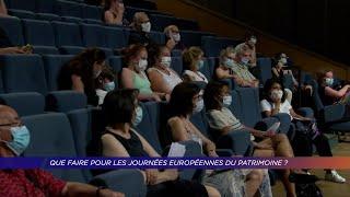 Yvelines | Que faire pour les Journées Européennes du Patrimoine ?