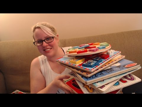 HUGE TOY HAUL! (Melissa & Doug, Playskool, Fisher Price, Toys R Us, ETC) Lots of baby/toddler toys