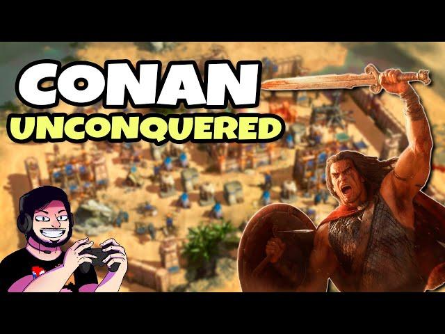 Cópia de They Are Billions! Porém DIVERTIDO! - Conan Unconquered