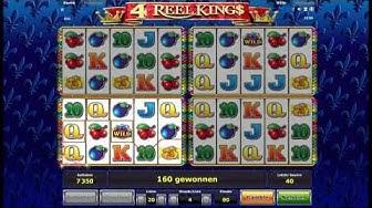4 Reel Kings Echtgeld - 4 Reel Kings online mit Echtgeld spielen