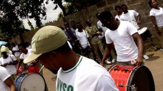 Nysc Lagos band rehearsal