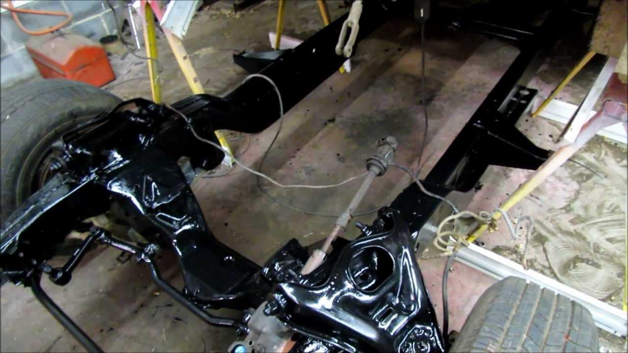 55 chevy truckblack frame  YouTube