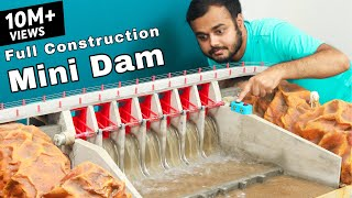 🔥 Full Mini Dam Construction
