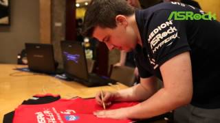 ASRock - SK Gaming Interview at 2014 League of Legends World Cha