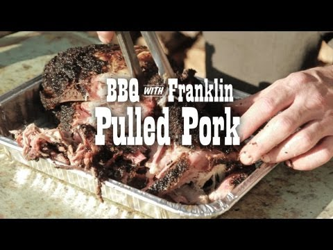 BBQ with Franklin: Pulled Pork