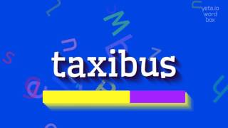 Download lagu How to saytaxibus MP3