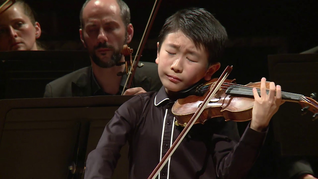 CHRISTIAN LI / Menuhin Competition 2018, Junior finals