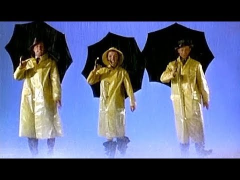 Singin' In The Rain 1)Gene Kelly In The Rain- Chantons Sous La Pluie (Lyrics)
