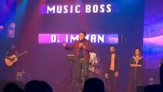 Music Boss D.Imman Live in Concert, Toronto!
