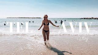 Tel Aviv Travel Vlog: You MUST See Tel Aviv! | Israel Part 1