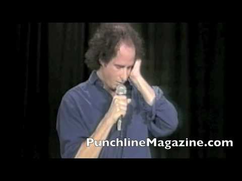 Steven Wright: best use of 49 seconds