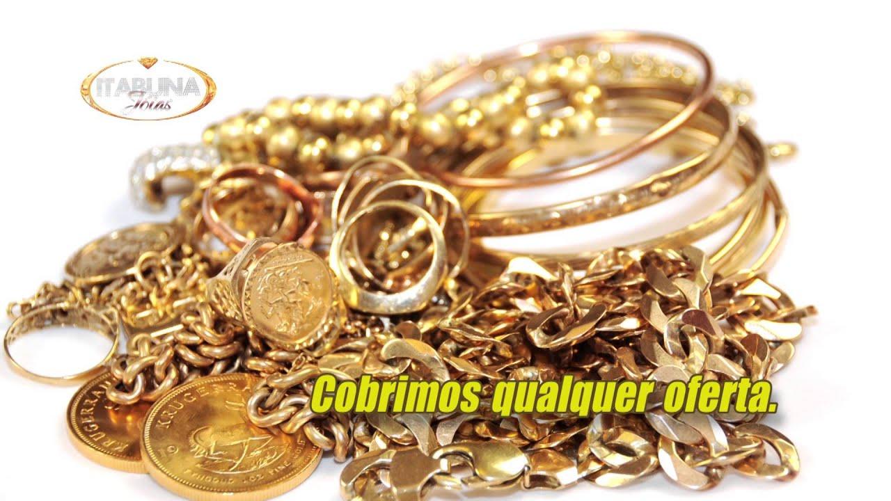 e3d2451c84b Itabuna Jóias - Compra e venda de ouro - YouTube