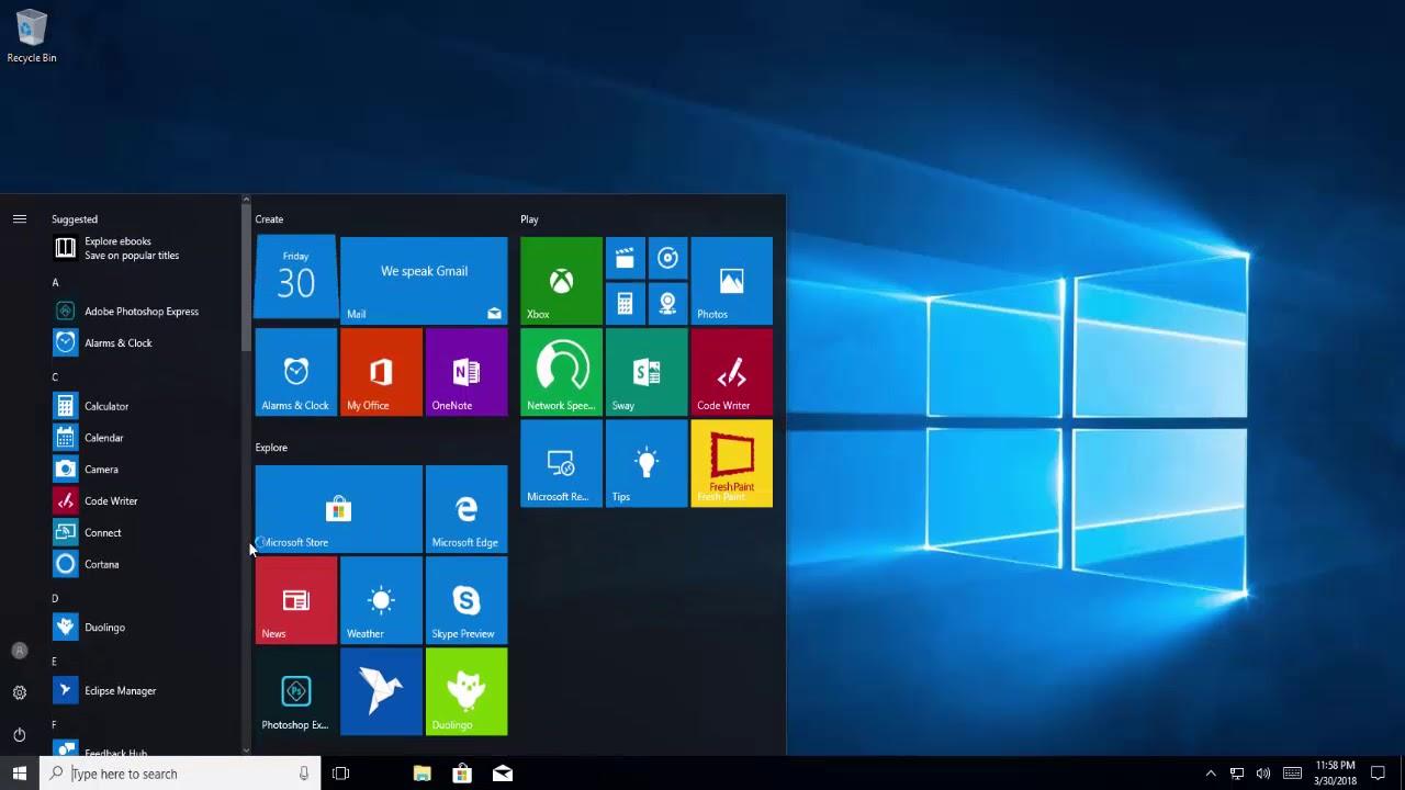 Disable Microsoft Edge on Windows