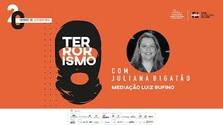 """20 HORAS DE LITERATURA """"Terrorismo"""""""