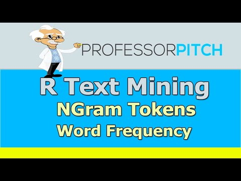 Text Mining: NGram Word Frequency In R