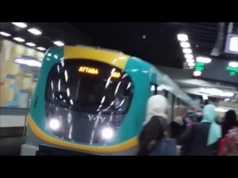 Cairo metro line 3 -  2015