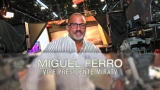 "Mira TV nominada a los ""Miami Life Awards"""