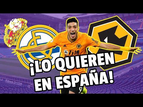 ¡INESPERADO! I Raúl Jiménez llegaría al Real Madrid