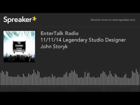 11/11/14 Legendary Studio Designer John Storyk