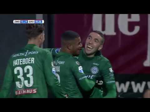 De mooiste goals van Mimoun Mahi