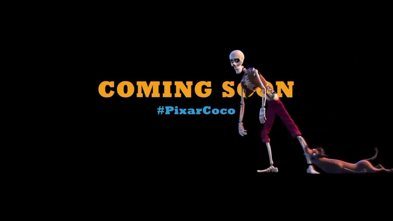 COCO Official Teaser Trailer 2017 Disney Pixar Animation Movie HD