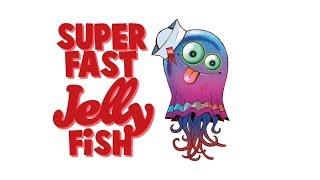Gorillaz - Superfast Jellyfish | Lyrics
