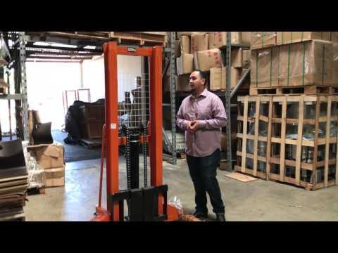 forklifts stacker fork lift forklift pallet jack scales scale cargo