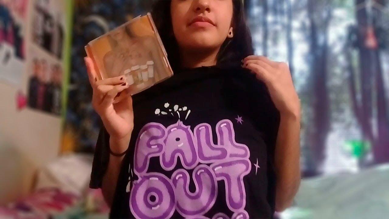 Fall Out Boy Tour Merch