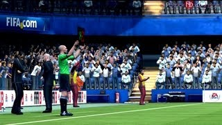 Fifa 13   Substitutions Tutorial   How to come back in Fifa!   by PatrickHDxGaming