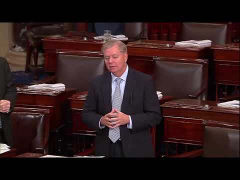 Sens. Graham and McCain Speak on Senate Floor Regarding JASTA Legislation