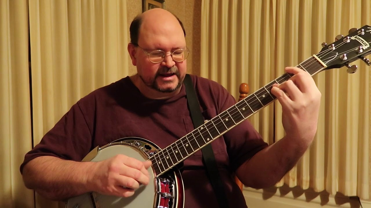 Captain Kennedy (Neil Young) On 6 String Banjo