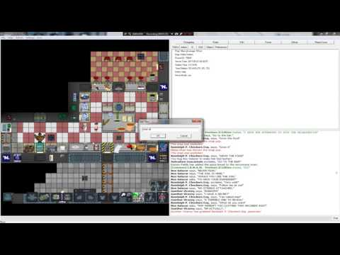 Space Station 13: The Checkers collective
