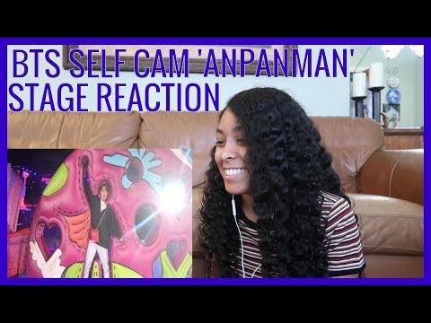 [BTS FESTA 2019] BTS 'Anpanman' Self Cam Stage REACTION