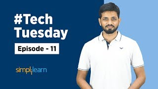 Tech News In 100 Seconds | TechTuesday Episode 11 | What's New In Technology 2019 | Simplilearn