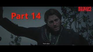 Red Dead Redemption 2 Chapter 6 Walkthrough Part 14