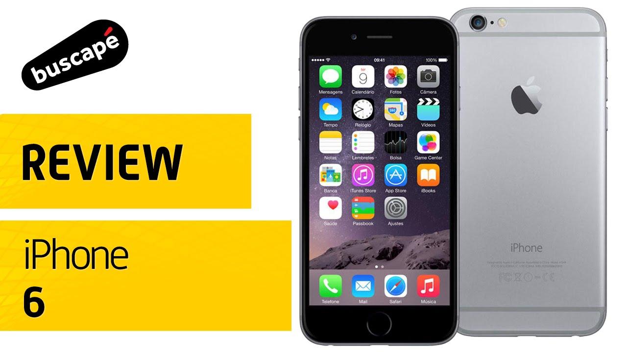 f3b826d55 iPhone 6 - Avaliação - YouTube