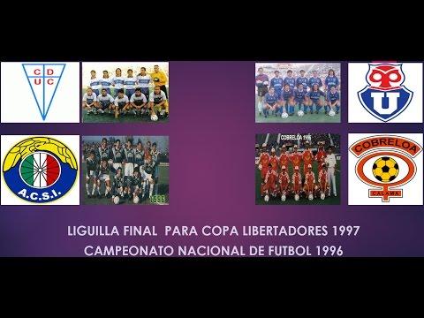 Liguilla Copa Libertadores 1997