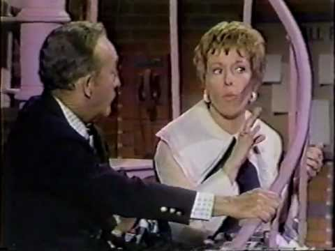Bing Cros & Carol Burnett  Saturday Morning Confusion