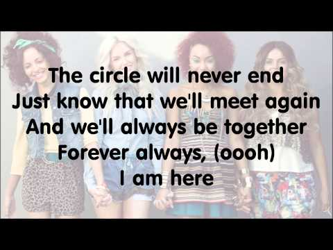 Little Mix - Always Be Together (with Lyrics)