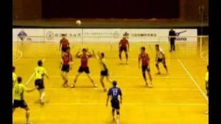 Volleyball Tandem Attack 7