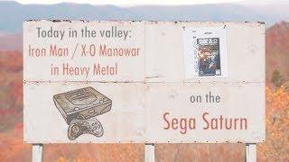 Iron Man / X-O Manowar in Heavy Metal (Sega Saturn) | The Video Game Valley (Stream VOD)