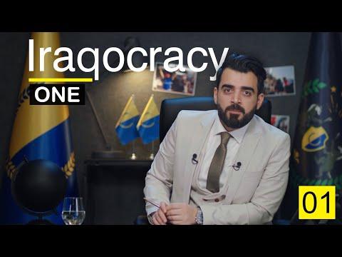ALBASHEER SHOW English    Episode 1   Iraqocracy