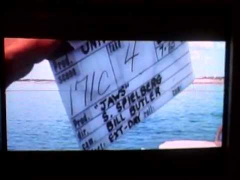 JAWS (1975) Lost Scene - The Estuary Man Saves Michael's Life