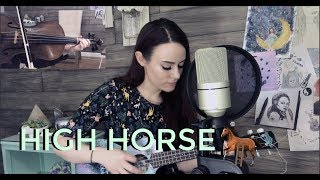 High Horse - Kacey Musgraves (Kelaska Ukulele/Violin Cover)