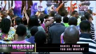 Repeat youtube video Daniel Twum - Praise Medley