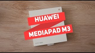Обзор Huawei MediaPad M3. Мечта меломана?