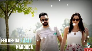 Jatt Marjuga || Babbu Maan video status By Ratan Singh