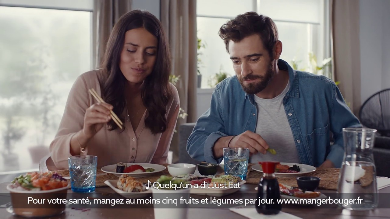 Just Eat Did Somebody Say Just Eat Pub 2019 Couple 18 Sec
