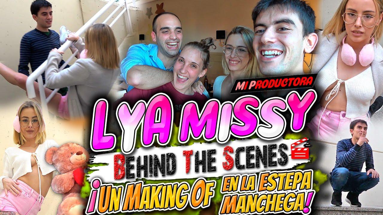 ASÍ SE HIZO: Lya Missy. Catalana DEBUT PARA LA GRAN MG (nervios, anécdotas y días de N***R)