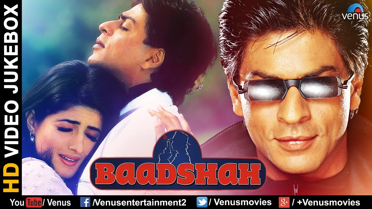 Baadshah hd songs | shahrukh khan | twinkle khanna | video.